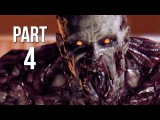 Dying Light Gameplay Walkthrough Part 4 - Night Time Zombies