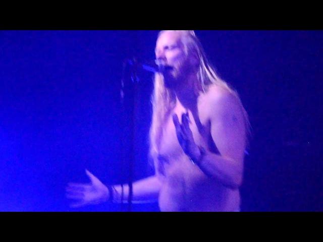 Gusgus — Deep Inside (P!PL Club, Moscow, 13/09/2012)
