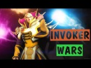 dota 2 Invoker Wars Let's play Video