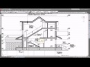 Разрезы и фасады в рабочем проекте.avi