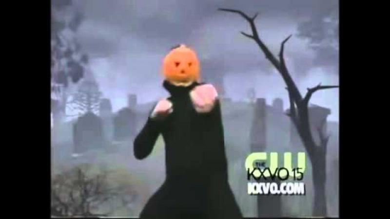 The Pumpkin Hill Dance