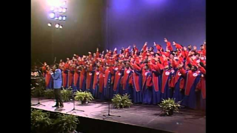 Old Time Church - The Mississippi Mass Choir