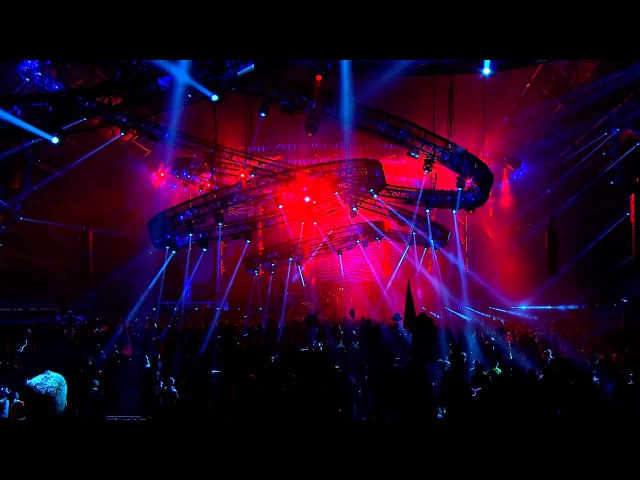 Ferry Corsten live at EDC Las Vegas [Full set in HD]