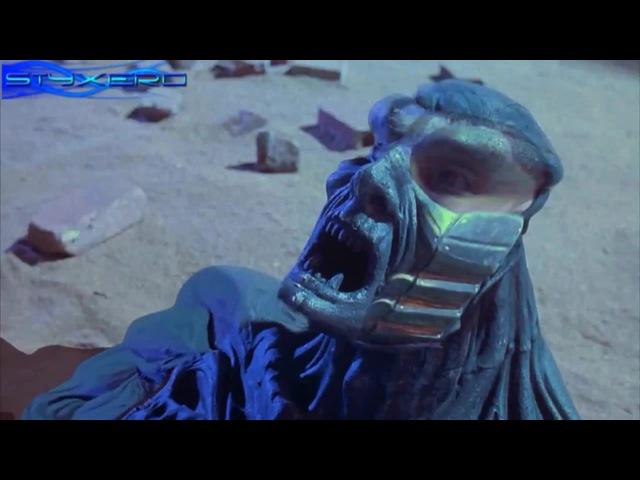Mortal kombat / reptile vs liu kang
