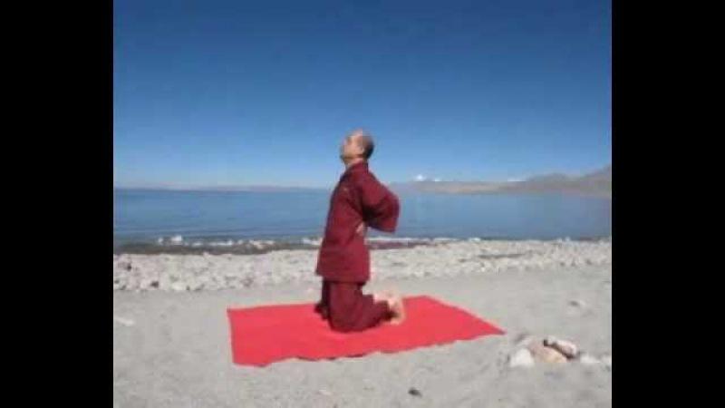 Năm Thức Yoga Tây Tạng