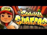 Subway Surfers (видеообзор игры на андроид)
