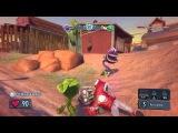 Plants vs. Zombies: Garden Warfare PS4 - First try)