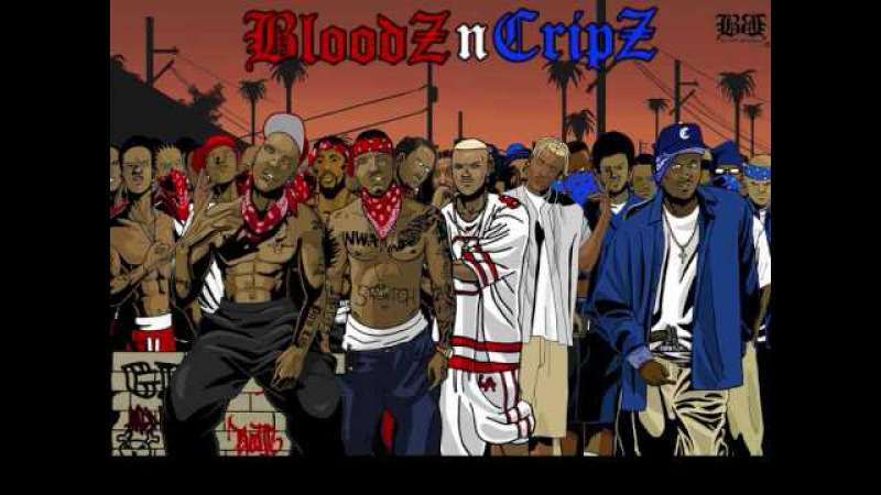 The Game 100 Bloods 100 Crips