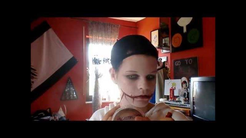 Как сделать макияж джеффа