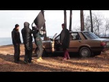 съемки клипа Alekseev