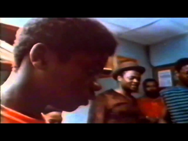 Scientist meets Musical Youth at King Tubbys studio