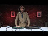 Daedelus compares the Roland TR-808 vs. TR-8