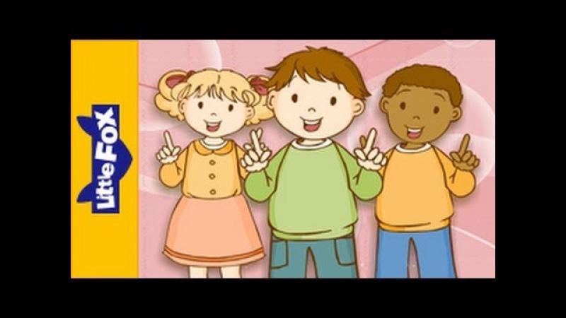 One Little Finger | Song for Kids by Little Fox