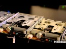 Pachelbels Canon in D on Eight Floppy Drives