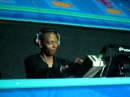 Jeff Mills at Tomorrowland 24/07/2010 - TR-909 LIVE