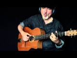 Sam Smith - Writings On The Wall SPECTRE - Igor Presnyakov - acoustic fingerstyle guitar cover