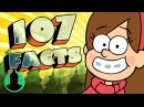107 Gravity Falls Facts YOU Should Know