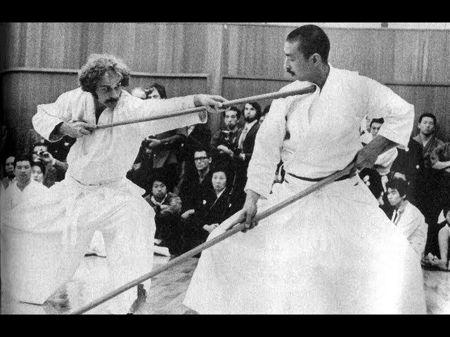 Aikido Video - Morihei Ueshiba 植芝 盛平 - Old Japanese Documentary PART 1/2