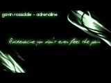 Gavin Rossdale - Adrenaline (HD) Lyrics