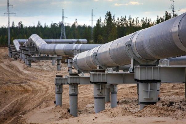 участок нефтепровода