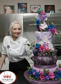 Свадебные торты в москве на заказ