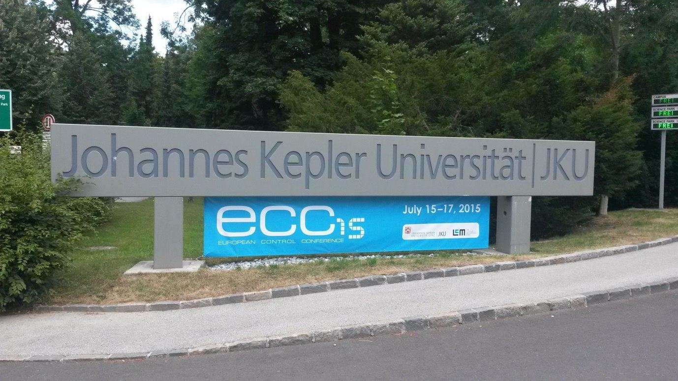 ECC 2015 Conference