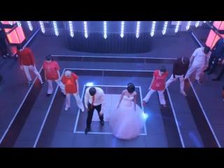 Свадебный танец жениха и невесты (Apashe – No Twerk (ft Panther x Odalisk)