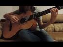 Radioactive Imagine Dragons - Fingerstyle Guitar. /на гитаре