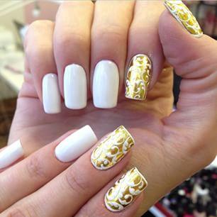 Дизайны ногтей эми фото