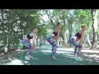 Honey nuts crew - twerk choreo - kseniya magdaluk - crewo