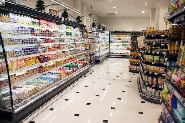 выбираем супермаркет