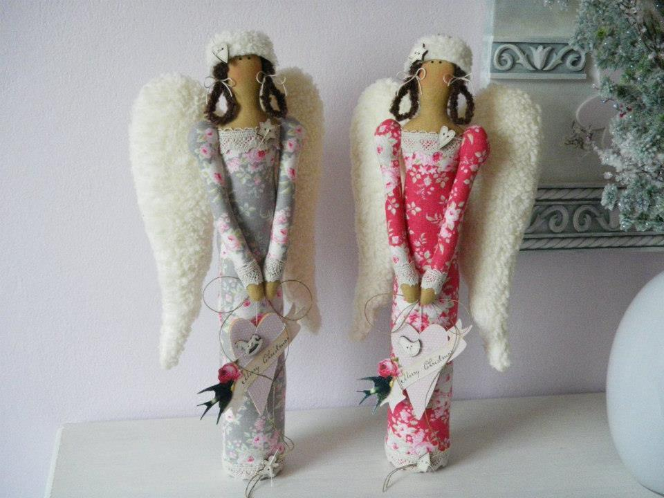 ангелы тильда