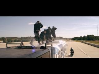 Скорость: Автобус 657 - Heist (Русский дублированный трейлер 2015)