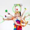 Школа жонглёров «Ого» в Питере