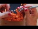 Tutorial punto spiga o punto Sery _ Fondo pronto per borse_ DIY crochet_bolsos en trapillo (Spagetti)
