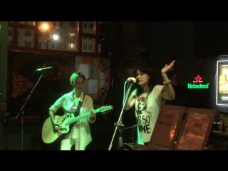 LILY WONDERS - Спелые Вишни (HARAT'S BATTLE OF THE BAND 05/08/15)