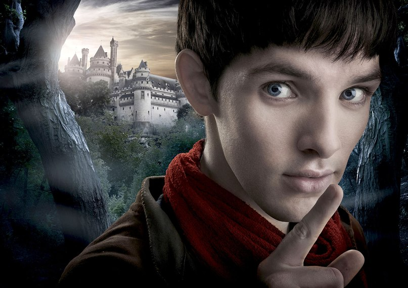 Купить постеры Merlin BBC