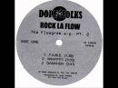 ROCK LA FLOW WHAT rare 199 OR rap