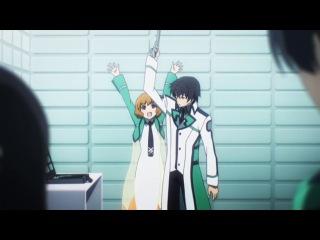 Mahouka Koukou no Rettousei / Непутёвый ученик в школе магии - 3 серия | BalFor, Oriko