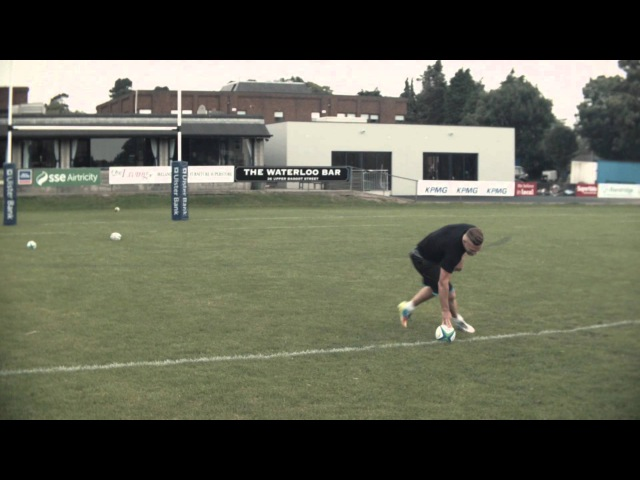 The Dizzy Drop Kick Challenge