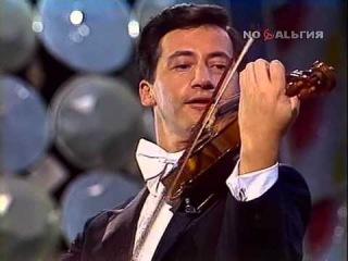 Владимир Спиваков - Вивальди, финал концерта ля минор для скрипки с оркестром (Голубой Огонек 1982)