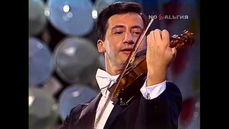 Владимир Спиваков - Вивальди, финал концерта ля минор для скрипки с оркестром (Го...