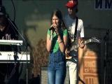 Лера Огонек.12-ый фестиваль памяти Михаила Круга 2014 г. Официальное видео