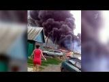 В Интернете появилось видео, сделанное через несколько минут после крушения малазийского `Боинга` - Первый канал