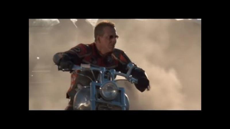 Harley Davidson The Marlboro Man - Bon Jovi / Wanted Dead or Alive