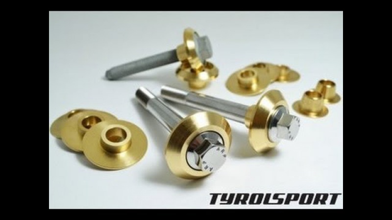 2013 VW GTI: Episode 25 Vlog: TyrolSport DeadSet Rigid Subframe Collar Kit Installation