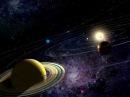 3D Путешествие по солнечной системе Планеты гиганты