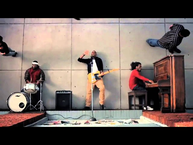 B.o.B - Don't Let Me Fall [Official Music Video]