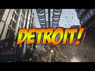 CoD: Advanced Warfare GB Nade Spots - Detroit (COD AW)