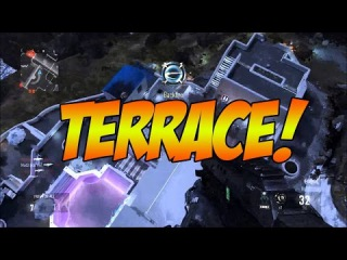 CoD: Advanced Warfare GB Nade Spots - Terrace (COD AW)
